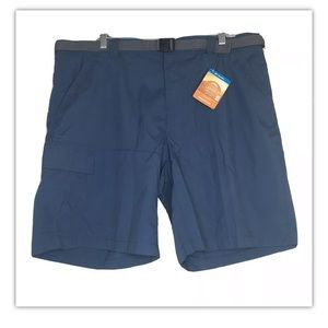 Columbia Modern Classic Blue Hiking Shorts